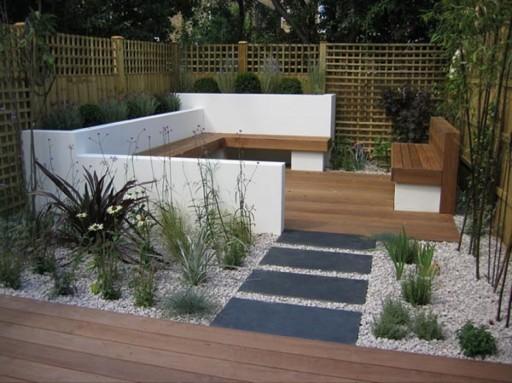 Terras aanleggen voor de scherpste m2 prijs tuinaanleg - Idee terras ...